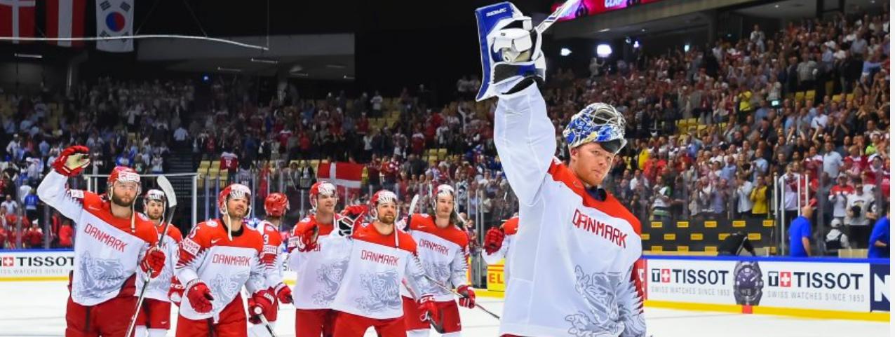 Hockey-VM – Danmark skräller mot Tyskland