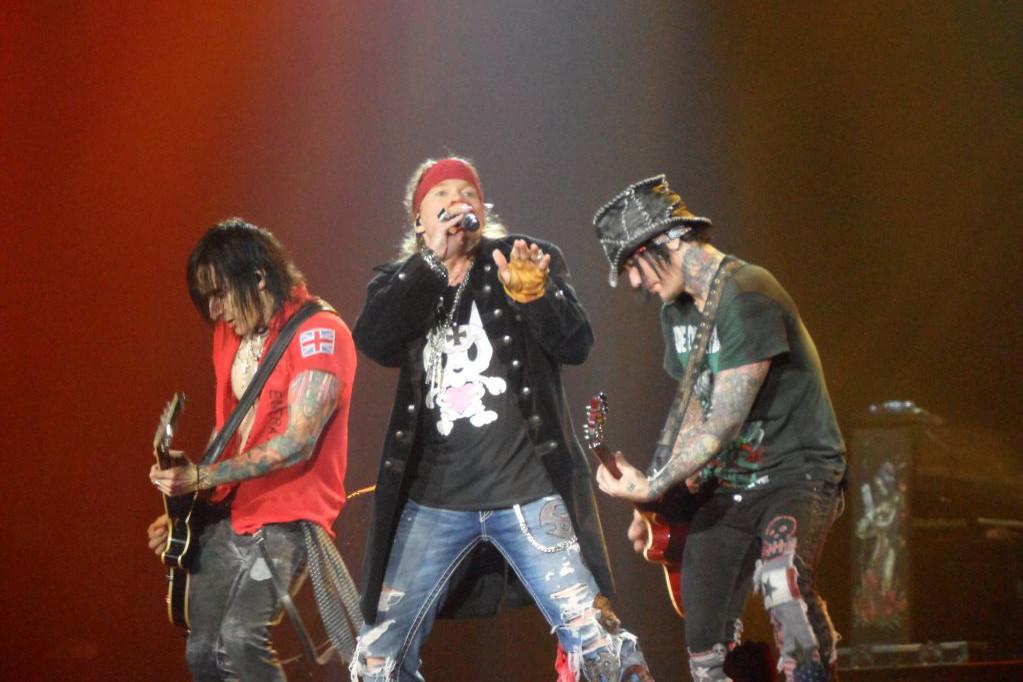 Vinn biljetter till Guns n' Roses den 21 juli!