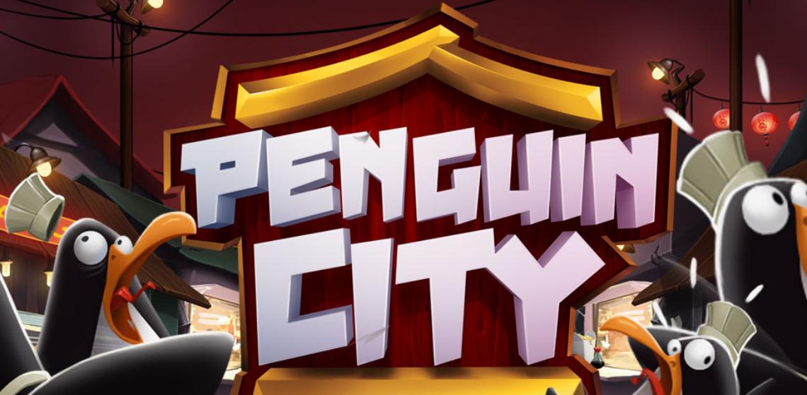 Veckans spel hos Mr Green – Penguin City